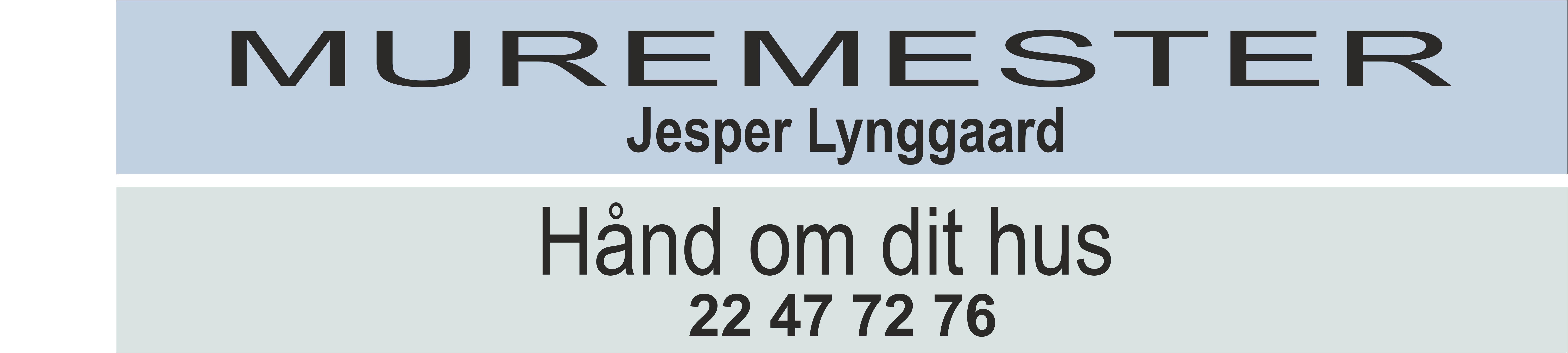 Murermester Jesper Lynggaard