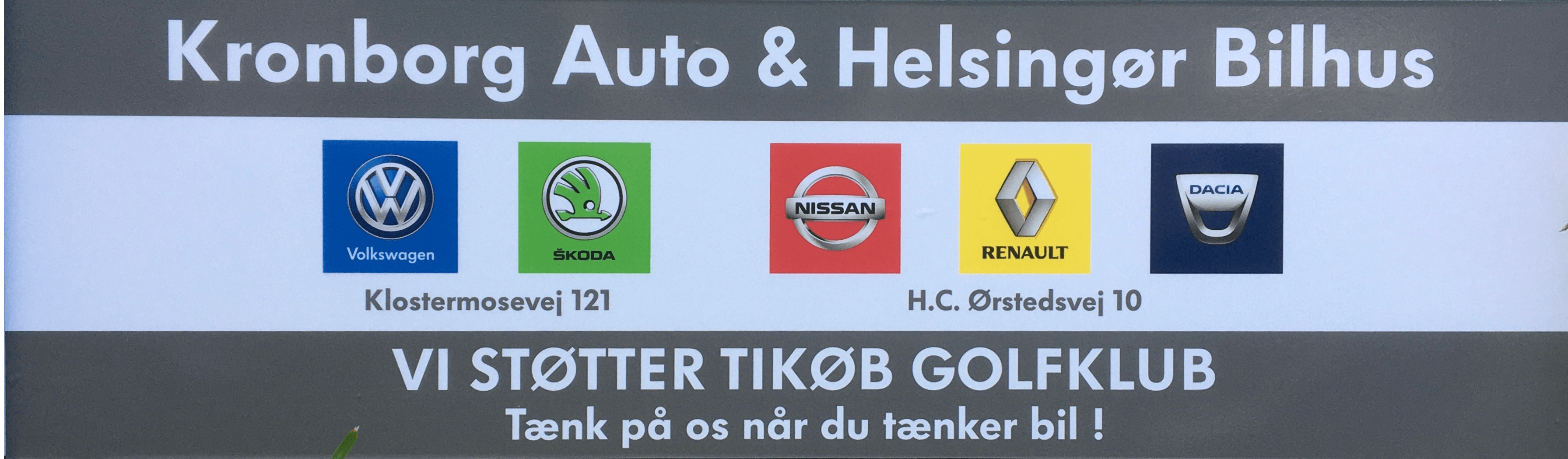 Kronborg Auto & Helsingør Bilhus